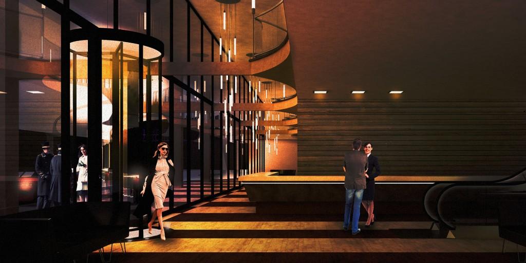 architectural visualisation london gatwick