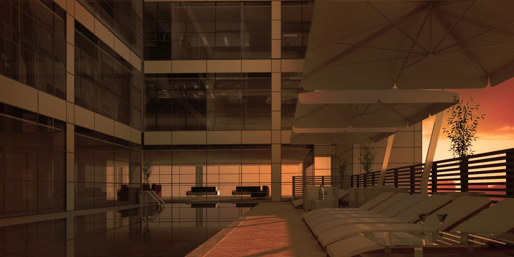 architectural visualisation london gatwick 2